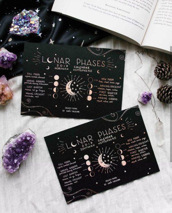 Lunar Calendar 2019