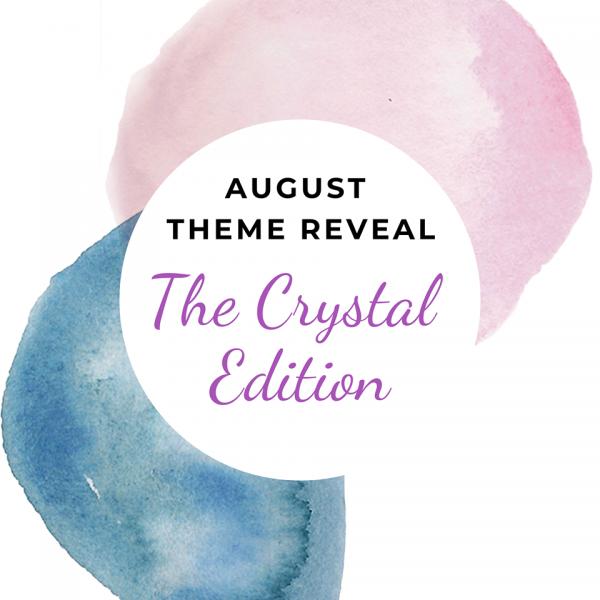 August Crystal Box