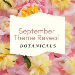 September Theme Reveal